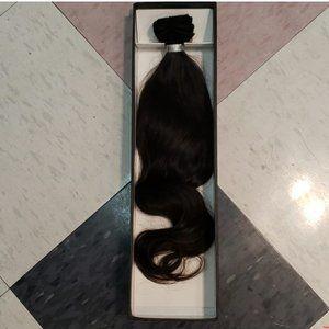 18' Wavy Natural Virgin Human Hair